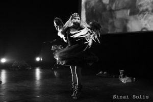 Retazos de Piel, Cecilia Bolaños. Foto: Sinai Solis