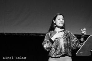 Claudia Urrutia. Foto: Sinaí Solís