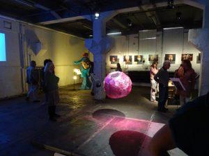 Unsichtbare Orte - Frauen in der Kunst. Foto: Helen Varley Jamieson.