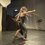 KNOT Festival - Offene Bühne, Cecilia Bolaños. Foto: Thomas Hauzenberger.
