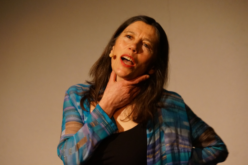 Helen Chadwick. Foto: Cecilia Bolaños