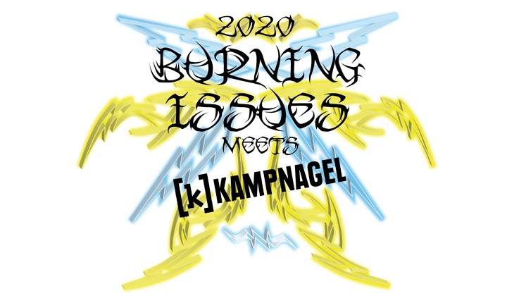 Burning Issues meets Kampnagel